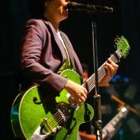 Texas el 30 de junio de 2018 en el Teatro de las Esquinas. Foto, Ángel Burbano