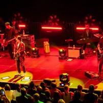 Texas el 9 de julio en el Teatro de las Esquinas. Fotos, Ángel Burbano.