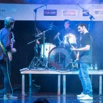 Popyrock 2018. El camino del exceso, Centro Cívico Delicias. Foto, Luis Lorente