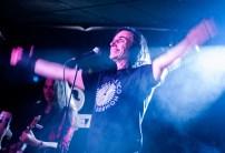 El Fantástico Hombre Bala el 12 de octubre de 2018 en la Sala López. Fotos, Ángel Burbano