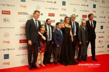 XIX Premios Forqué, 12 de enero de 2019, Zaragoza. Fotos, Ángel Burbano
