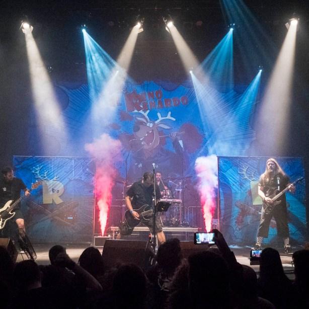Reno Renardo Teatro de las Esquinas, 16/2/19. Foto, Luis Lorente