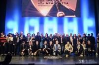 20 Premios de la Música Aragonesa. Foto, Marcos Cebrián