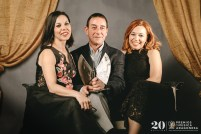 Esther Lafuente, Chema Peralta y Alba Villarig. Foto, Jal Lux