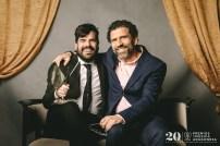 Mauro y Ambar. Foto, Jal Lux