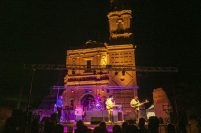 NØM. Belchite Music Night. 22/6/19. Foto, Luis Lorente