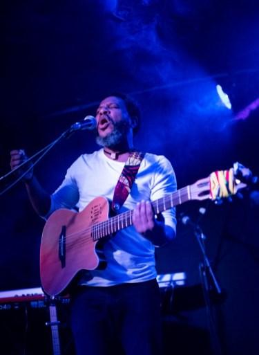 Eliasse. Festival de Ida y Vuelta el 18 octubre de 2019 en la Sala López. Foto, Ángel Burbano