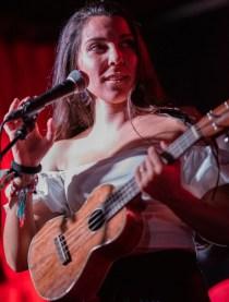 Indios y Banqueros. Festival de Ida y Vuelta el 18 octubre de 2019 en la Sala López. Foto, Ángel Burbano