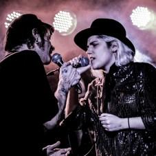 Alvaro Suite y Erin Memento. Sala López, Zaragoza 7/2/20. Por Laura García