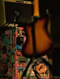 Bigott el 2 de julio de 2020 en la Sala Mozart de Zaragoza. Foto, Ángel Burbano
