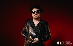 Cuti. 21º Premios de la Música Aragonesa. Foto, Jal Lux