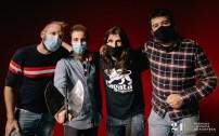 Dada. 21º Premios de la Música Aragonesa. Foto, Jal Lux