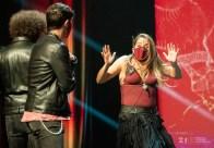 Viki Lafuente / 21 Premios de la Música Aragonesa. Foto, Ángel Burbano
