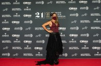 Vicky Lafuente / 21 Premios de la Música Aragonesa. Foto, Ángel Burbano