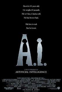 Inteligencia Artificial, de Steven Spielberg