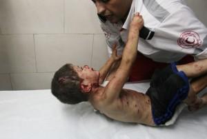 Anak Lelaki Gaza