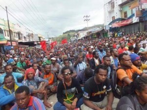 Aksi Papua
