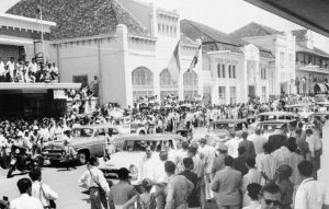 Konferensi Asia Afrika 1955 Bandung Indonesia