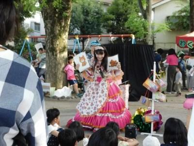 野外イベント・フェスティバル出張マジシャン