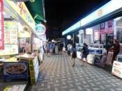 韓国 釜山で牛刺しユッケを食べる