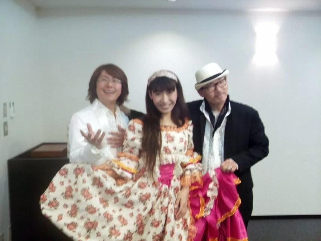 埼玉県北越谷にて15周年祝賀会でマジック