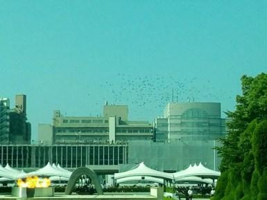 広島3日目 原爆の日・平和記念式典