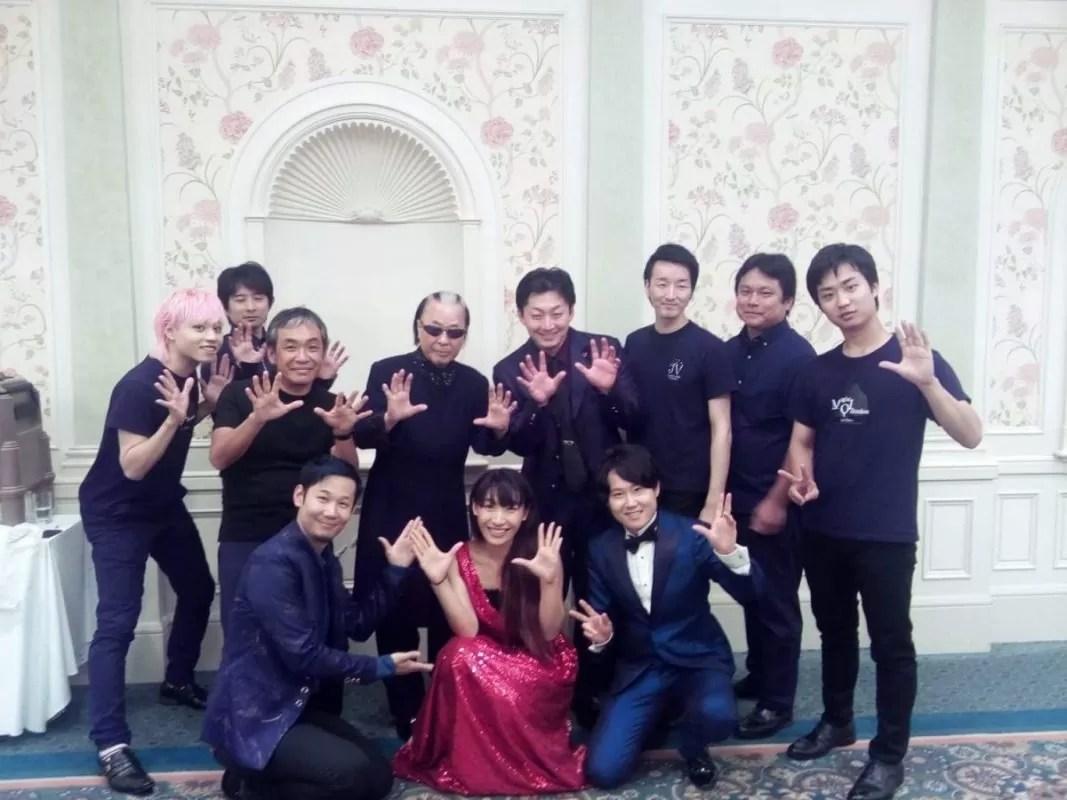 名古屋マリオットアソシアホテル様にて超魔術ディナーショー