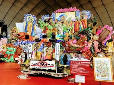 東京ドーム・ふるさと祭り2019にて全国の特産物と祭りを堪能