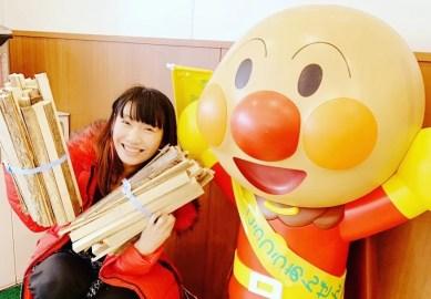 新潟県三国峠温泉の旅館にて賀詞交歓会の余興で出張マジック