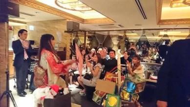 横浜ピクシー様にて開店4周年イベントでモノマネ&マジックショー