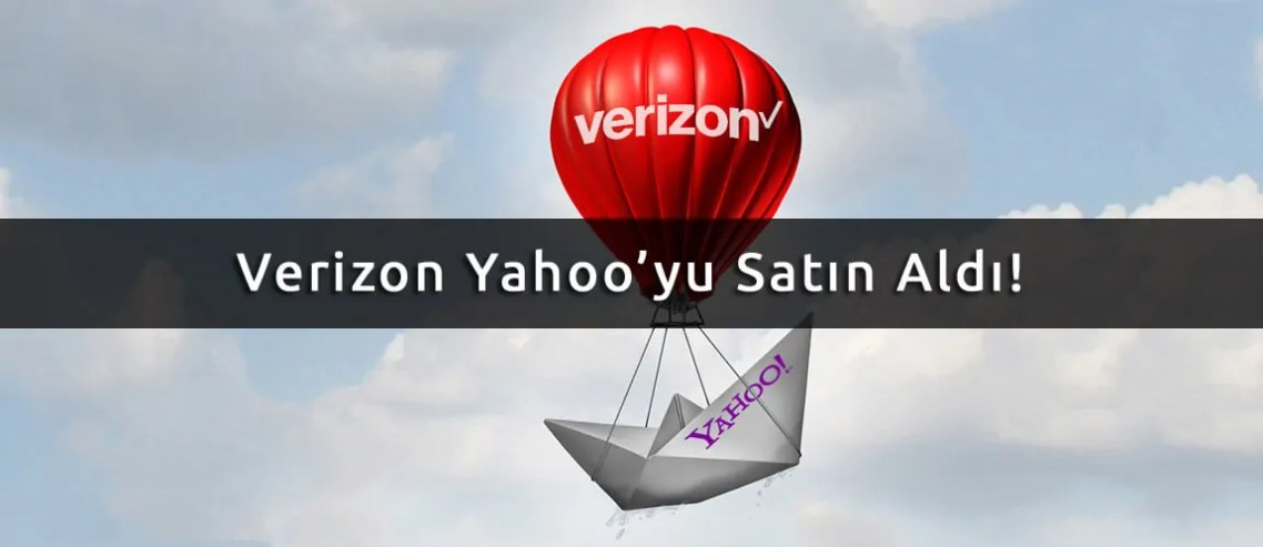 Yahoo 4,8 Milyar Dolara Satıldı