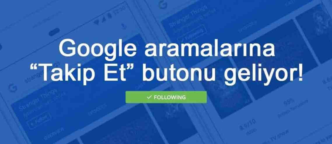 google takip et butonu