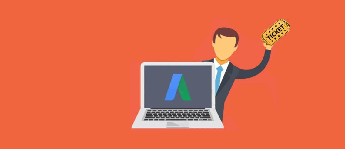 Google AdWords, Bilet Satışına Daha Sıkı Kurallar Getiriyor