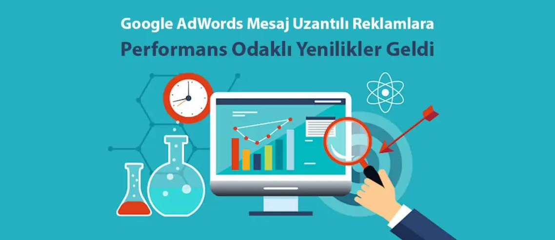 Google AdWords mesaj uzantılı reklamlar