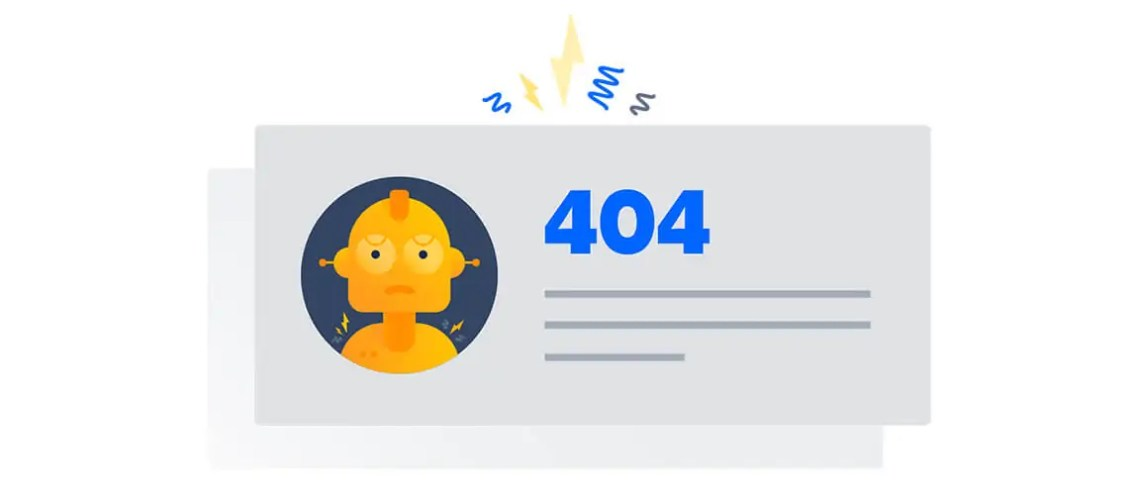HTTP 404 Hatası Nedir? 404 Sayfası Nasıl Olmalıdır