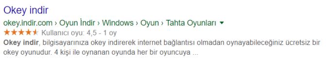 mayıs 2018 meta description