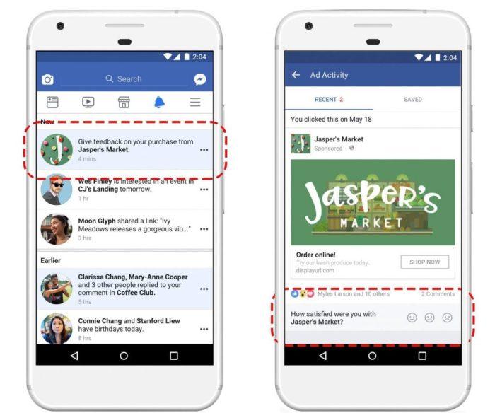 Facebook, Fazla Kötü Bildirim Alan Reklamverenleri Engelleyecek