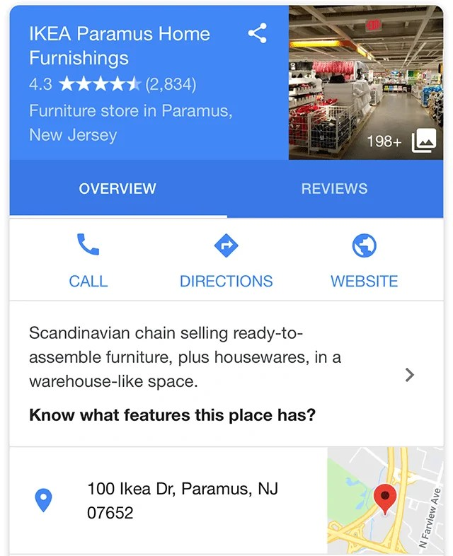 old-google-local-panel