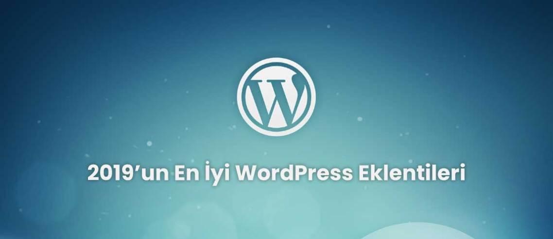 2019'un En İyi WordPress Eklentileri