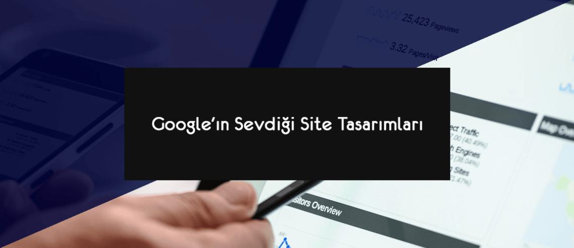 Google'ın Sevdiği Siteler