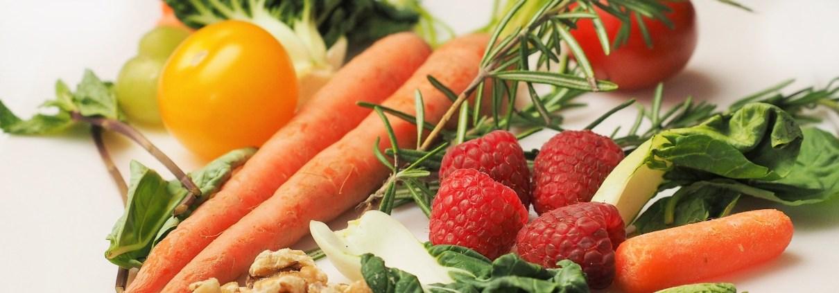 Dieta sana para las personas mayores