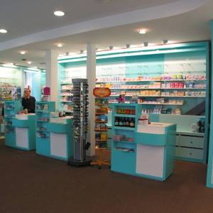Agencement Pharmacie à Toulouse