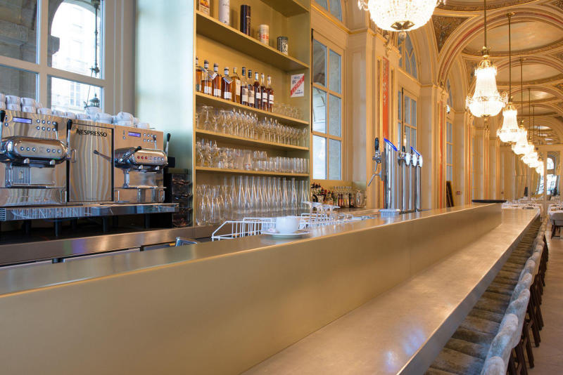 Comptoir restaurant à Bordeaux