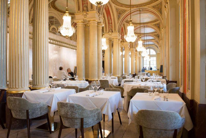 Restaurant 4eme mur etchebest bordeaux aranda mas aranda mas - Le 4eme mur bordeaux ...