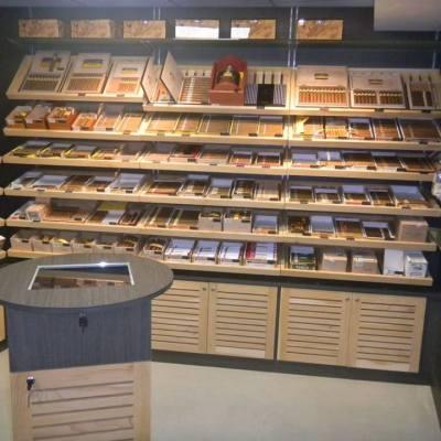 Présentoir à cigares