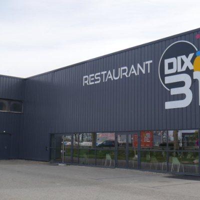 Centre de loisirs Dix31 à Roques