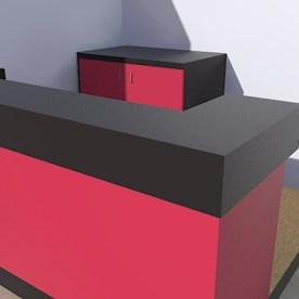 Meuble modèle 3D