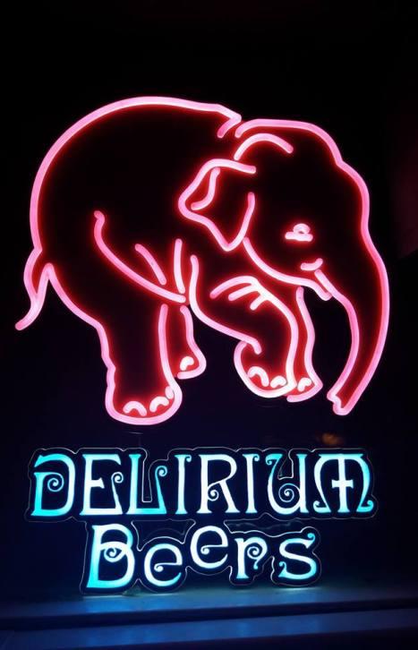 La marque à l'éléphant rose