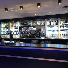 Comptoir de bar moderne