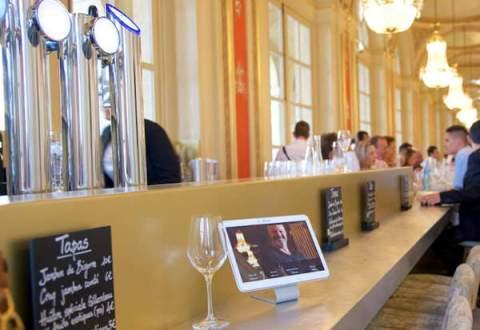 Brasserie de Philippe Etchebest à Bordeaux